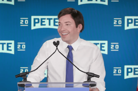 Jimmy Fallon Parodies Pete Buttigieg, 'the Boy Who Became Mayor'