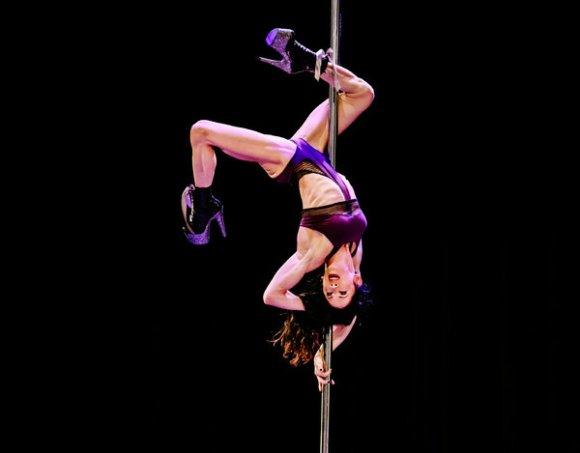 Pole Dancing Without Nudity or G-Strings. Just Express Yourself ...