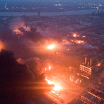 Explosion Rocks Industrial Zone In Eastern China, Killing 47