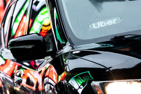 Uber Aims for Valuation of Up to 91 Billion in IPO  The New York Times