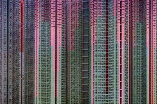 """""""密度建築#39香港,""""  2005年。"""