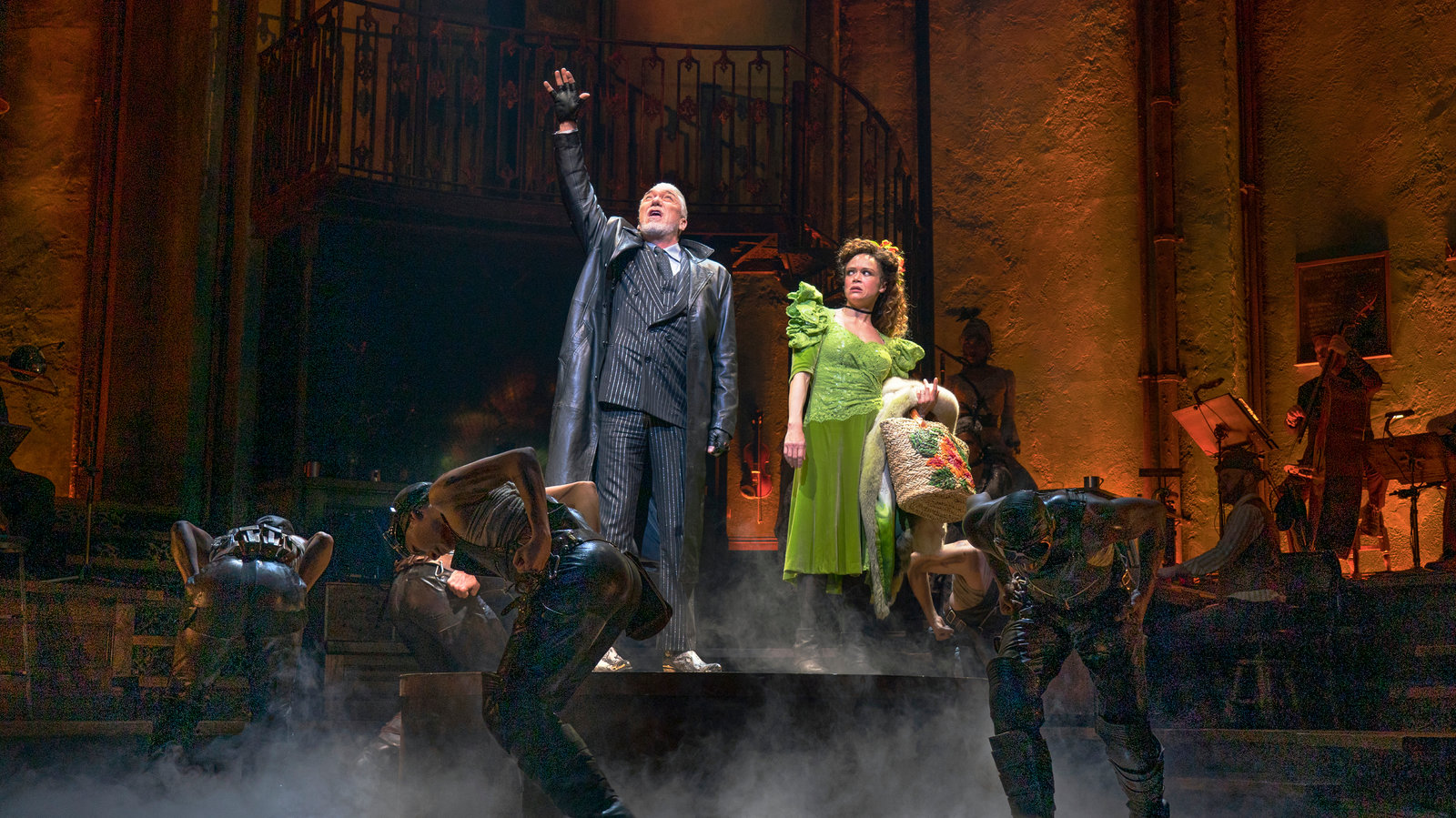 Tony Award Nominations 2019 Hadestown Leads The Pack