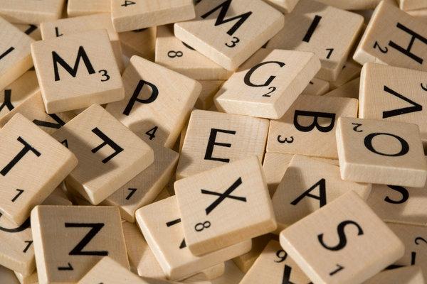 new scrabble words get