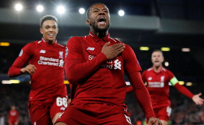 Liverpool Returns To Final A Shattered Barcelona In Its