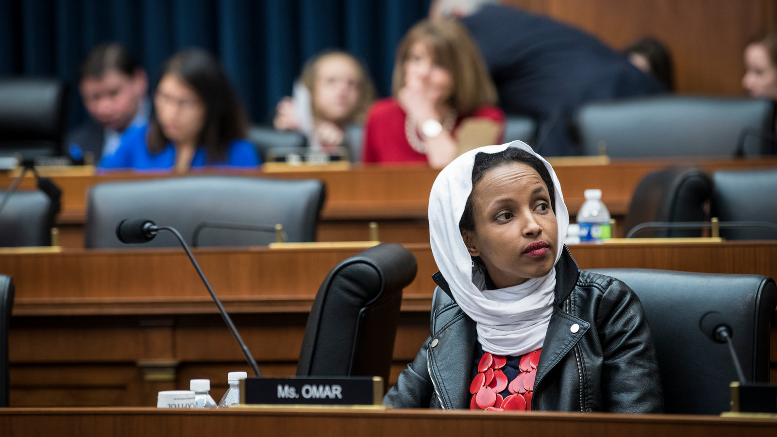 ilhan omar twitter 911 videos news today