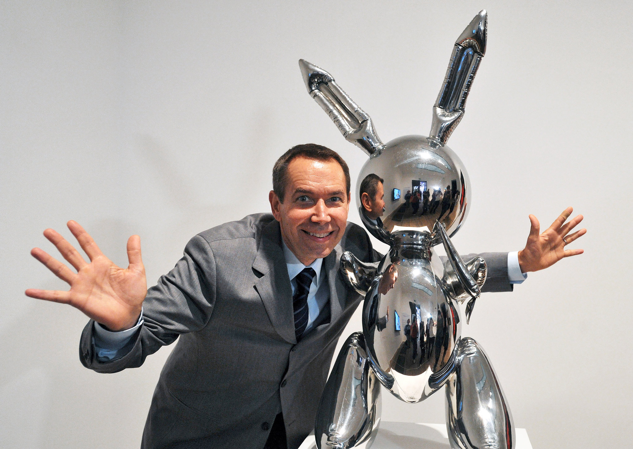 Stop Hating Jeff Koons The New York Times