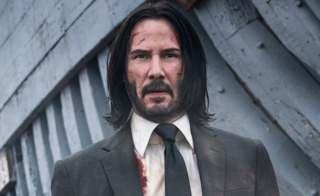 John Wick Chapter 3 Review Keanu Reeves Is Back For