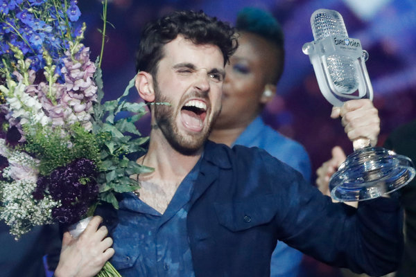 Eurovision 2019 Netherlands Wins Without Usual Kitsch Or