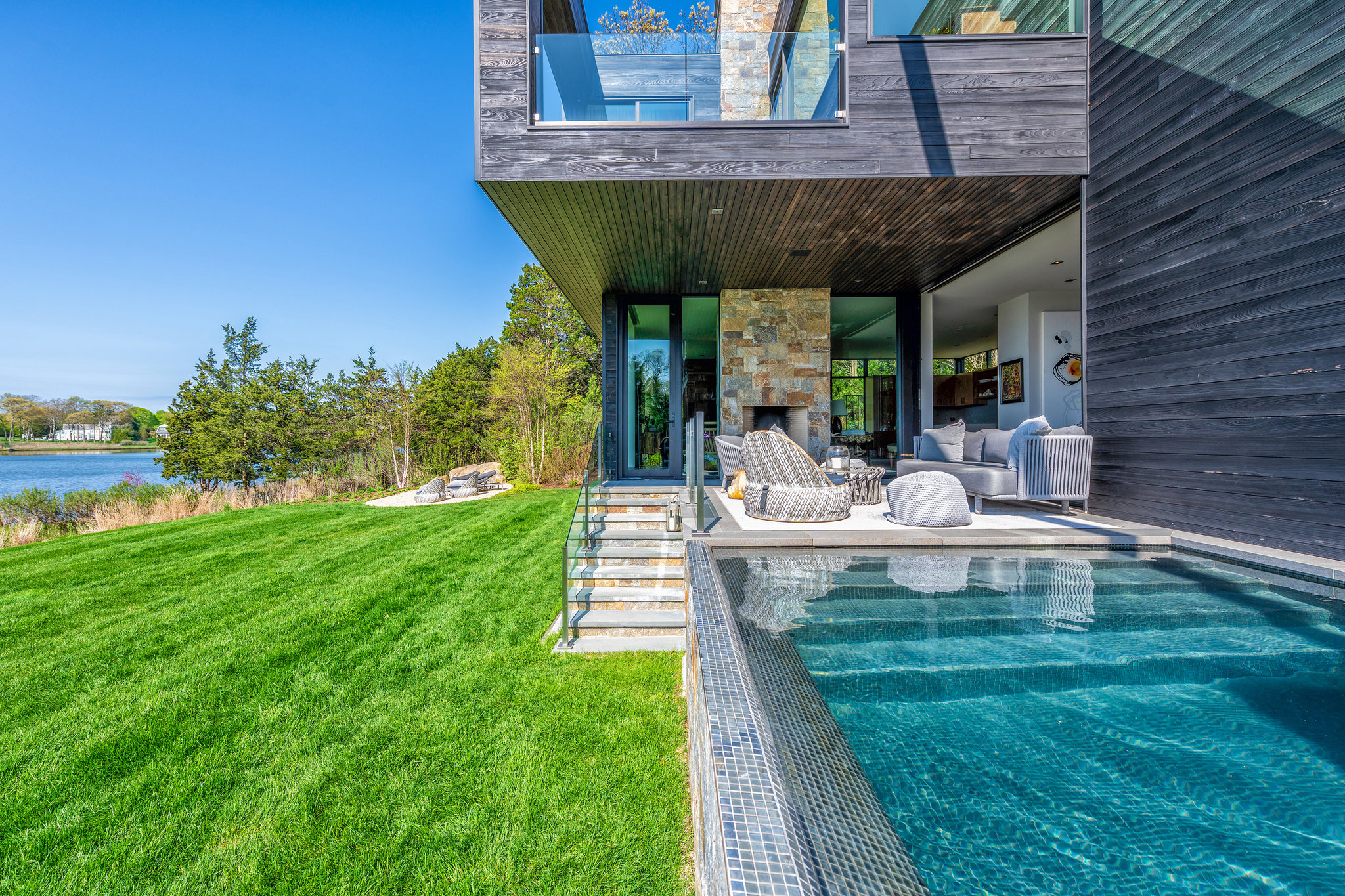 Modern Beach Houses in the Hamptons  The New York Times