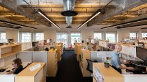 Book Publishers Adopt Office Openness
