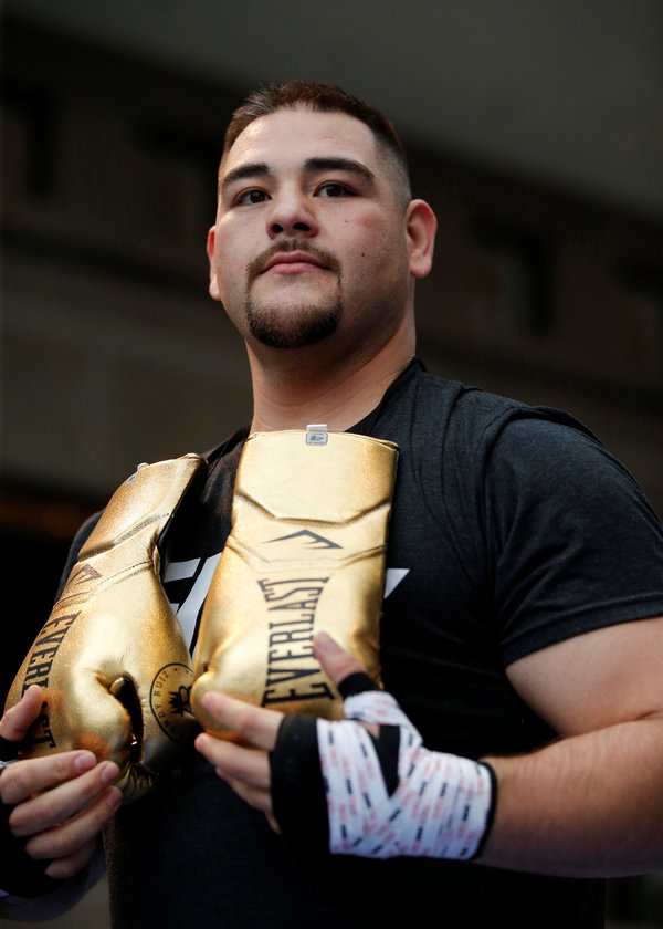 Andy Ruiz Jr Shocked The Boxing World But Not His