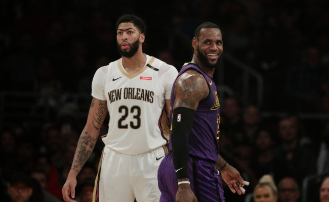 Pelicans Agree To Trade Anthony Davis To The Lakers The