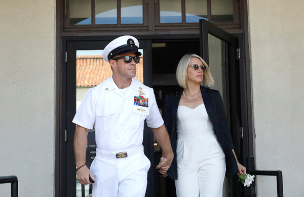 navy seal chief accused