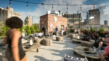 Great York City Rooftop Bars - Times