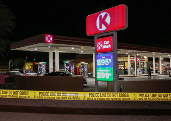 Windows Phone: TheCircle K convenience store in Peoria, Ariz., where a 17-year-old boy was stabbed to death on Thursday. The suspect in the killing was released from prison just days before, the police said.