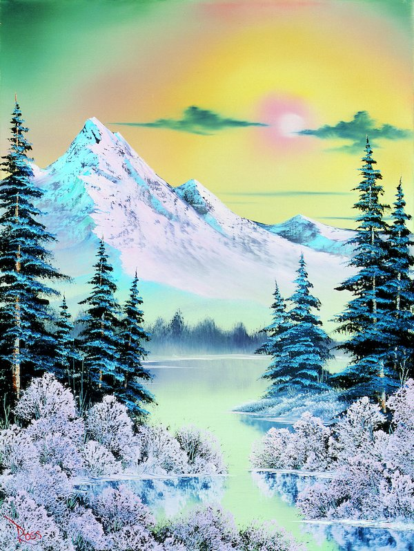 Bob Ross Company : company, Where, Paintings?, Found, Them., Times