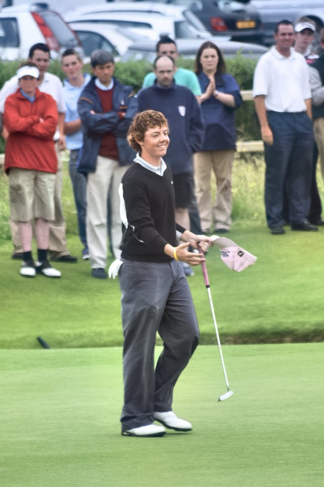For Rory Mcilroy It All Started At