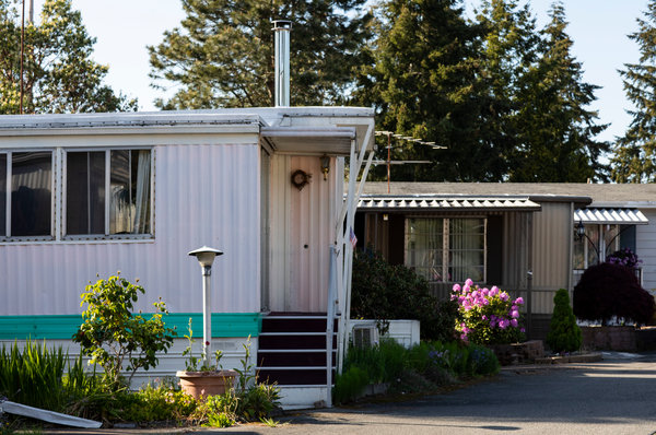For Seattle S Last Mobile Home Owners The Clock Is