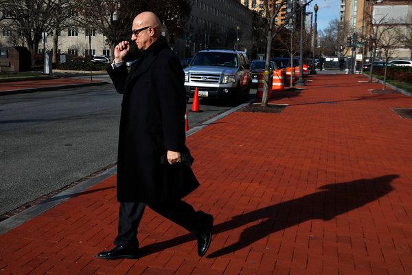 Bijan Kian, a former business associate of Michael T. Flynn, was accused of secretly lobbying for Turkey.
