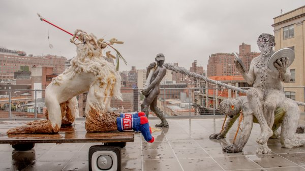 Four Artists Withdraw Whitney Biennial Over Board