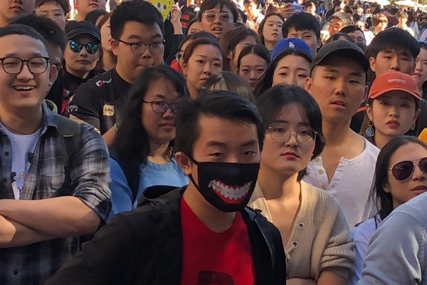 chinese nationalists bring threat