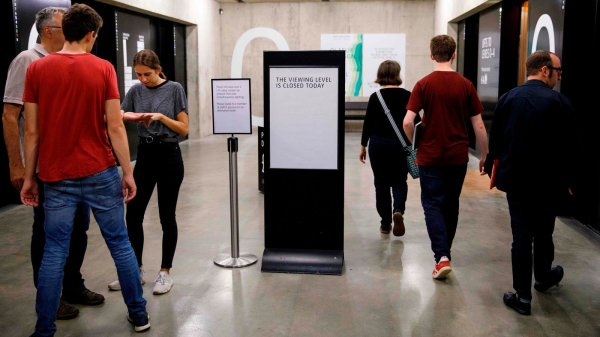 Attempted Murder Charge Over Boy Pushed Tate Modern