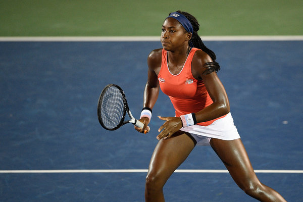 Coco Gauff Will Play In The U S Open As A Wild Card The