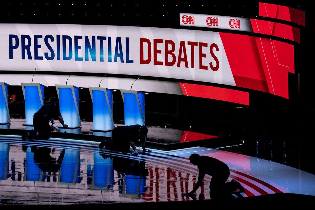 the next democratic debate