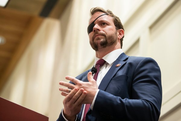 """""""Abolishing the electoral college means that politicians will only campaign in (and listen to) urban areas. That is not a representative democracy, """" said Representative Dan Crenshaw."""