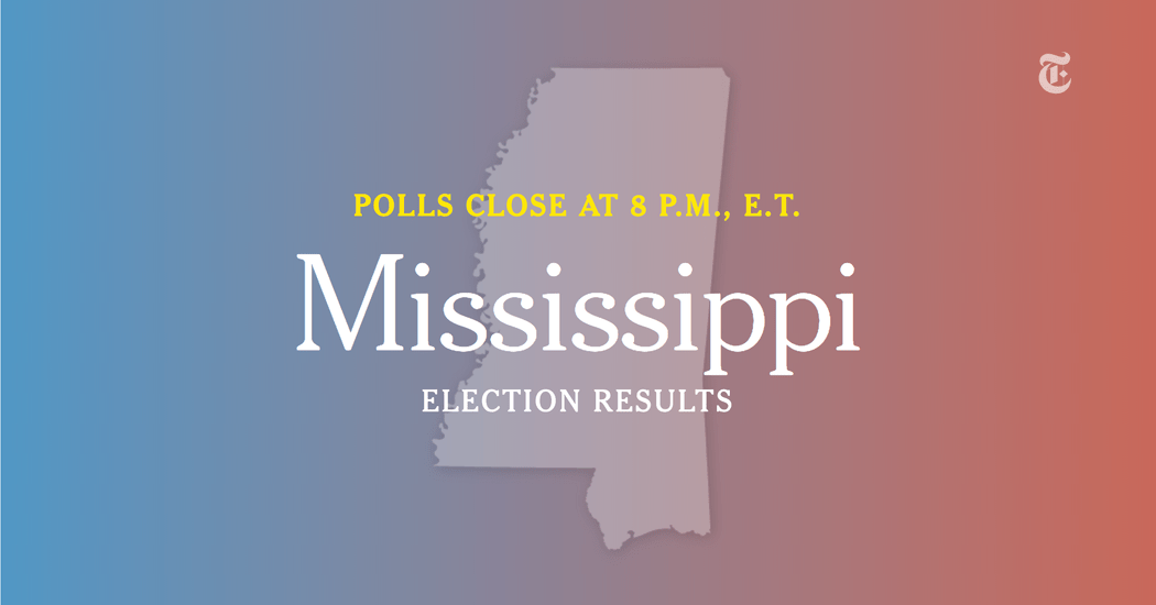mississippi governor republican primary
