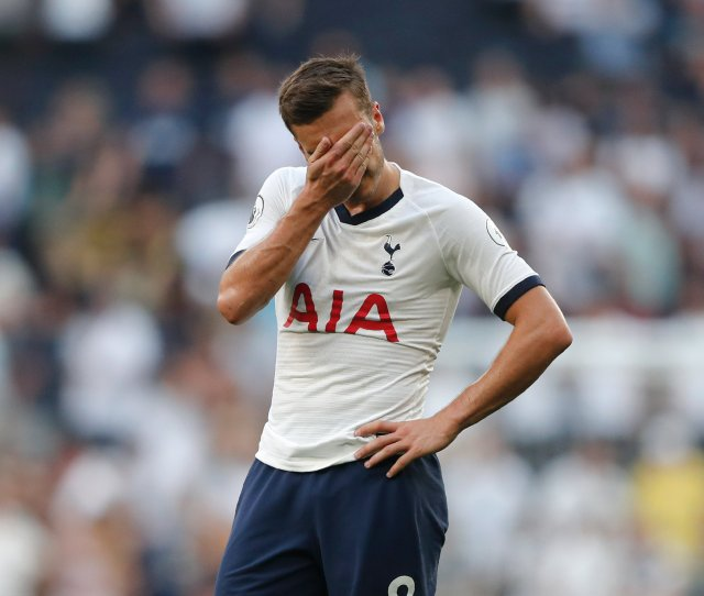 A Lot Can Change In  Days Ask Tottenham Hotspur The New York
