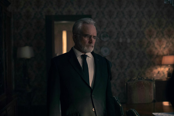 """Bradley Whitford won outstanding guest actor in a drama for """"The Handmaid's Tale."""""""