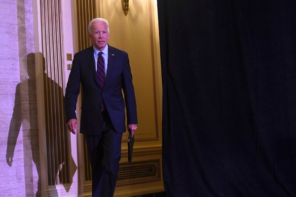 President Trump asked Mr. Zelensky to investigate former Vice President Joseph R. Biden Jr.