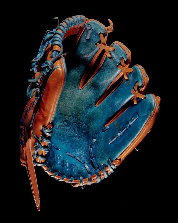 inexact science of breaking in gloves