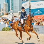 What To Wear To A World Class Horse Jumping Show The New York Times