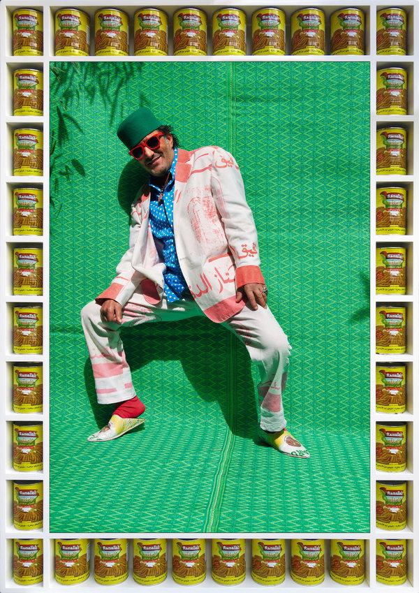 """Rachid Taha"" from the series ""My Rockstars"" (2011)."
