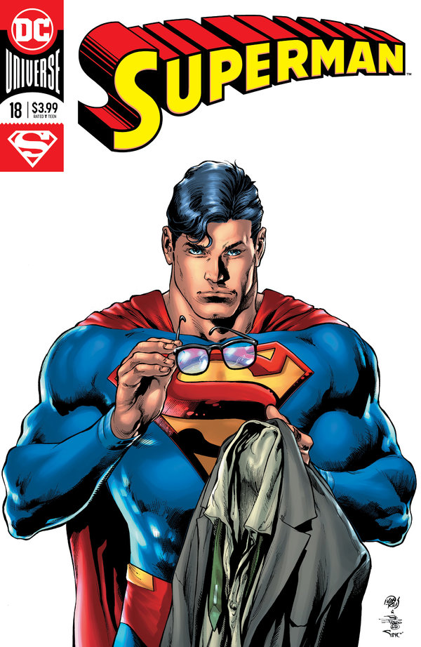 superman 18 the truth