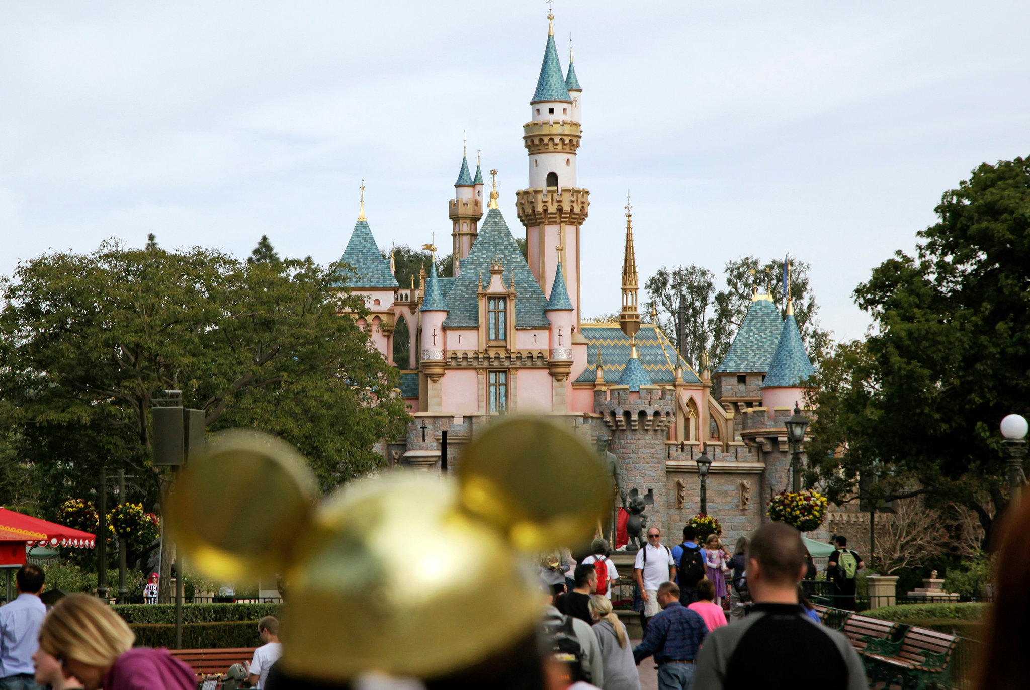 Disney Parks and Cruise Line Will Close in Response to Coronavirus ...