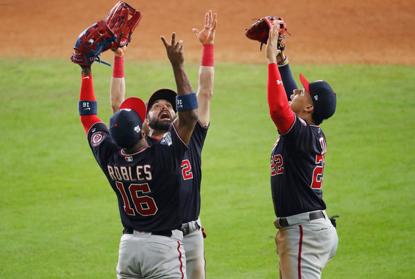 Nationals Vs Astros What To Watch For In Game 2 Of The