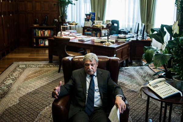Sandor Csanyi, an influential businessman in Budapest, is seen as someone Mr. Orban cannot afford to antagonize.