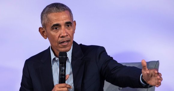 Opinion   Obama's Very Boomer View of 'Cancel Culture'