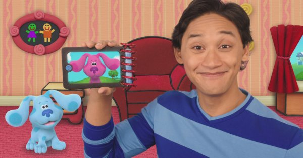 'Blue's Clues' Returns, and Silence Is Still the Star