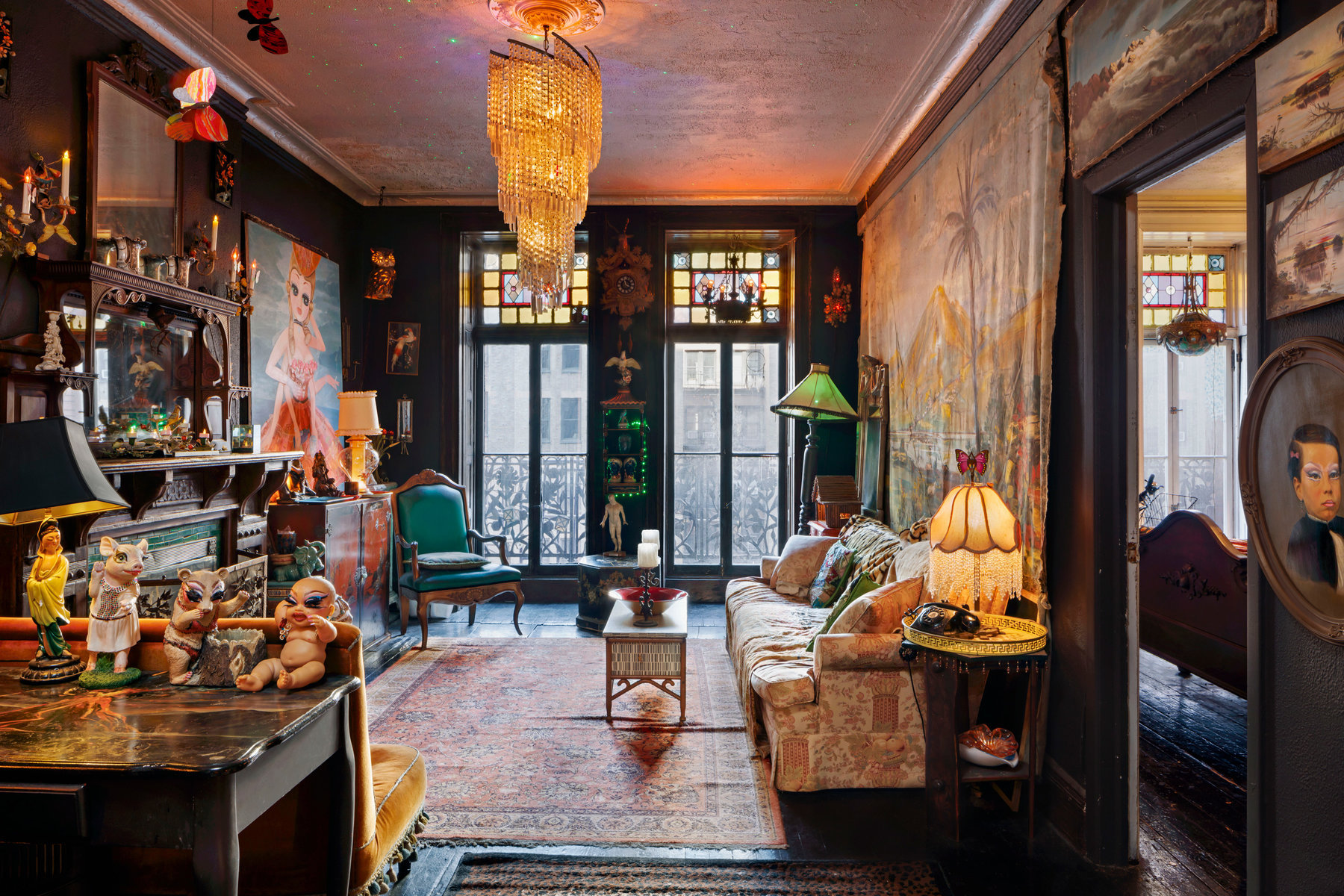 Inside The Last Occupied Apartments Of The Chelsea Hotel The New York Times