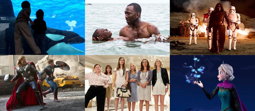 十年來最有影響力的十部電影 - 紐約時報中文網