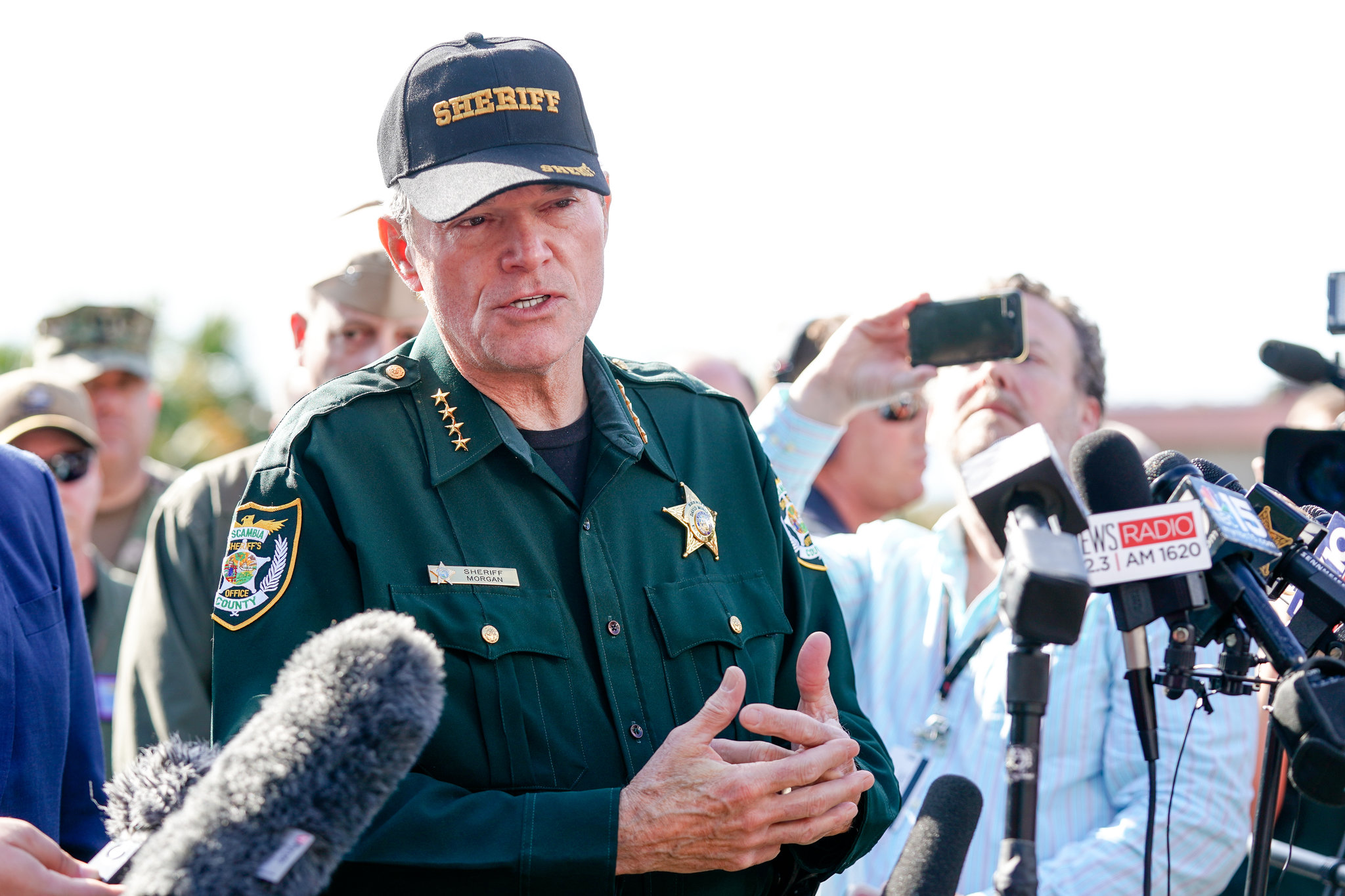 Pensacola Shooting Updates: F.B.I. Presumes It Was Terrorism - The ...