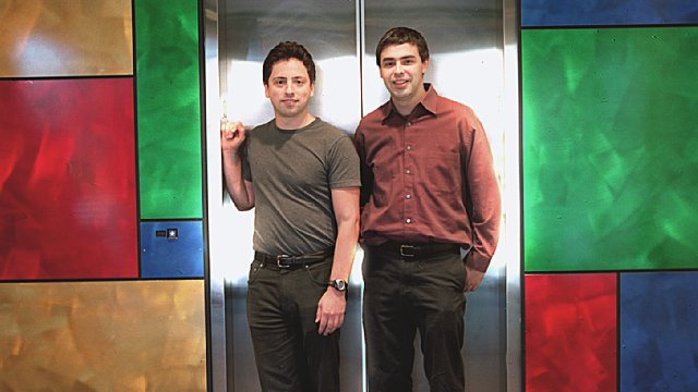 How Google's Founders Slowly Stepped Away From Their Company - The New York  Times