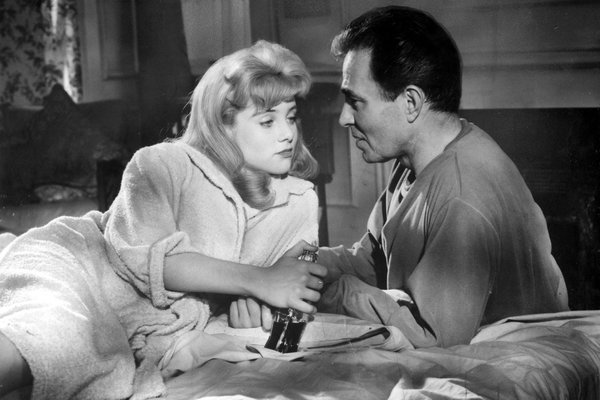 Image result for sue lyon james mason lolita