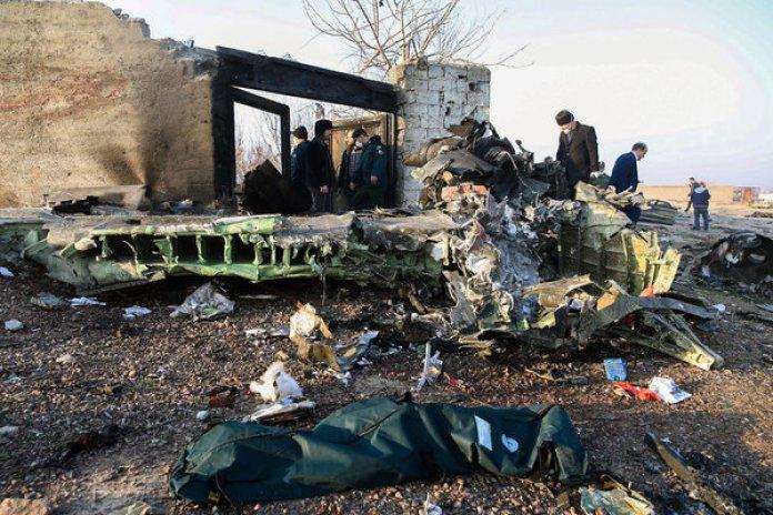 """Ukraine Boeing 737 plane crashes in Iran"""""""
