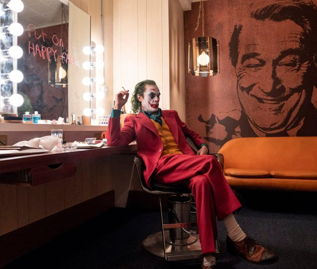 Oscar Nominations  Joker Leads With  Nods Three Others