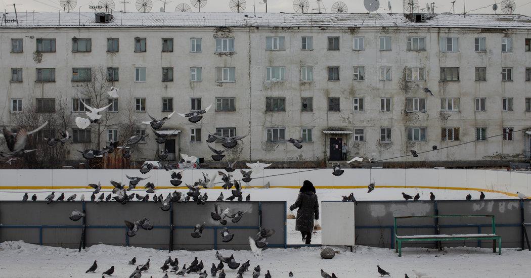Along Russia's 'Road of Bones,' Relics of Suffering and Despair